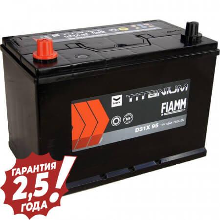 Аккумулятор Fiamm Japan Diamond - D31X 95Ah 760A