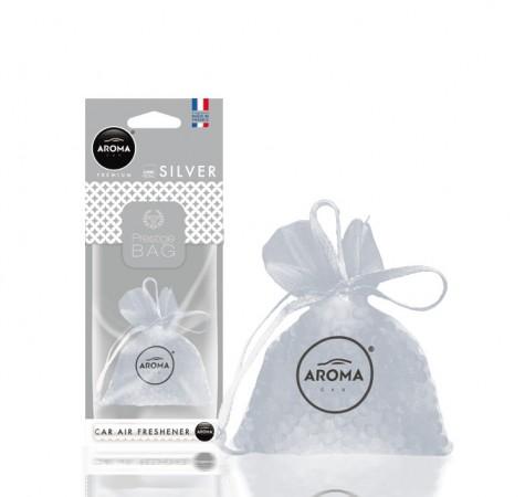 Ароматизатор Aroma Car Prestige Bag - Silver