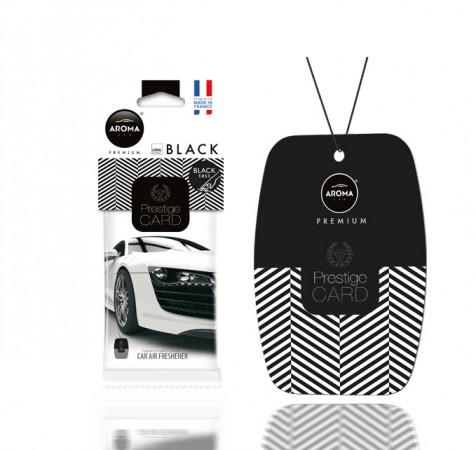 Ароматизатор Aroma Car Prestige Card - Black