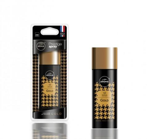 Ароматизатор Aroma Car Prestige Spray - Gold