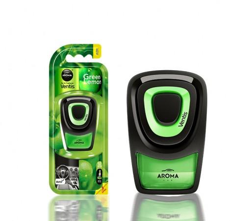 Ароматизатор Aroma car Ventis - Green Lemon 8ml