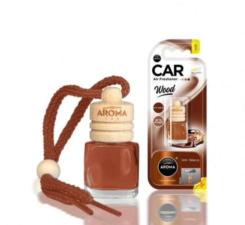 Ароматизатор Aroma car Wood - Anti-Tabak 6ml
