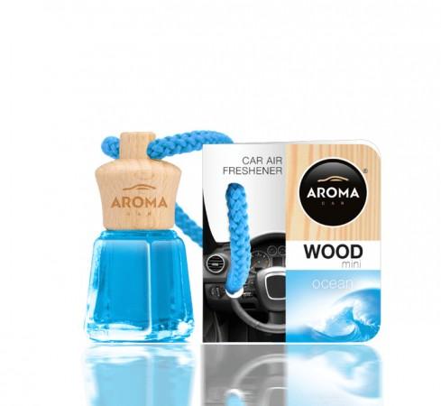 Ароматизатор Aroma car Wood - Aqua 4ml