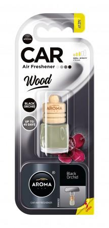 Ароматизатор Aroma car Wood - Black 6ml
