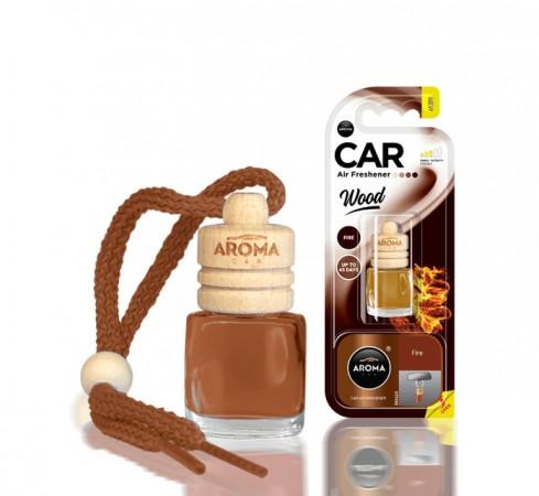 Ароматизатор Aroma car Wood - Fire 6ml
