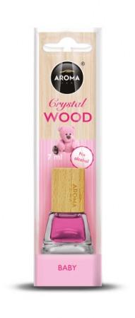 Ароматизатор Aroma Crystal wood Baby