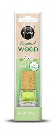 Ароматизатор Aroma Crystal wood Charrming Lady