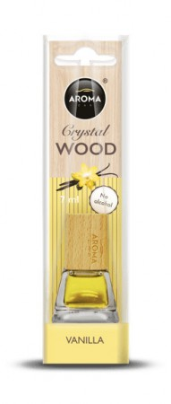 Ароматизатор Aroma Crystal wood Vanilla