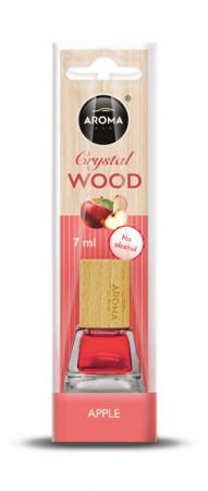 Ароматизатор Aroma Crystal wood Яблоко