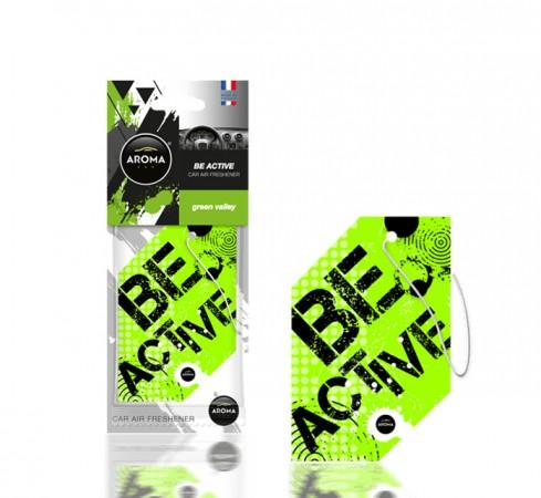 Ароматизатор Be-Active Зеленая долина