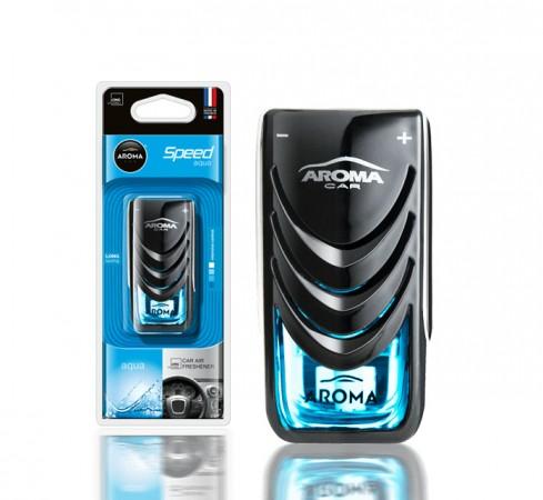 Ароматизатор на дефлектор AROMA CAR SPEED - Aqua 8ml