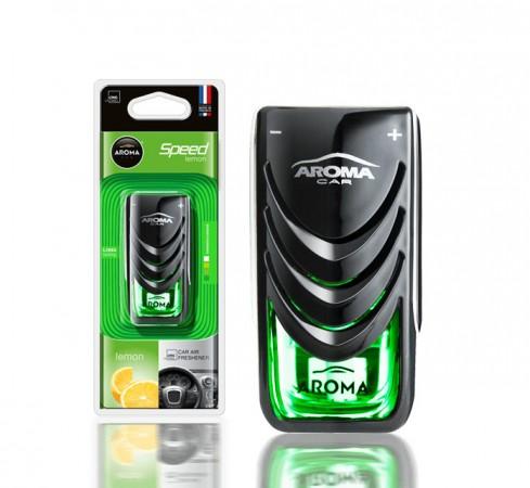 Ароматизатор на дефлектор AROMA CAR SPEED - Lemon 8ml