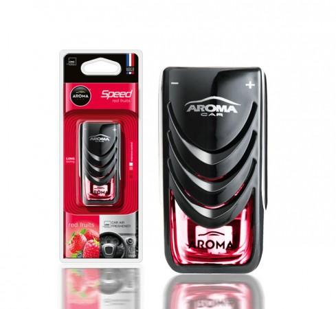 Ароматизатор на дефлектор AROMA CAR SPEED - Red Fruits 8ml