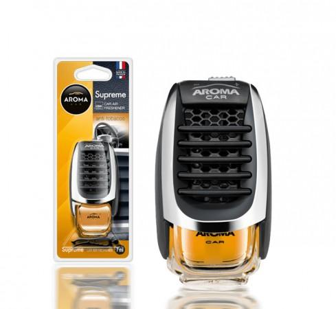 Ароматизатор на дефлектор AROMA CAR SUPREME - Anti-Tabak 8ml