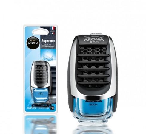 Ароматизатор на дефлектор AROMA CAR SUPREME - Aqua 8ml