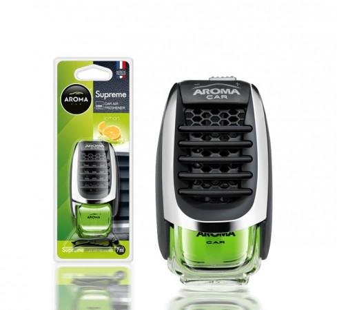 Ароматизатор на дефлектор AROMA CAR SUPREME - Lemon 8ml