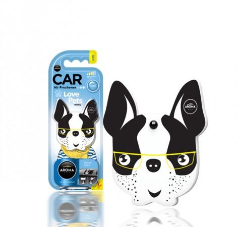Ароматизтор Aroma Car Polymers Dog - Ocean Calm