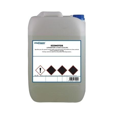 FRA-BER Ecomotor для борьбы с масляными и жировыми загрязнениями 5kg