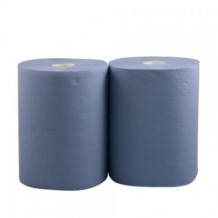 FRA-BER Рулон бумаги s/синяя 500