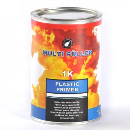 Грунт акриловый для пластмасс 1K PLASTIC PRIMER - 1л