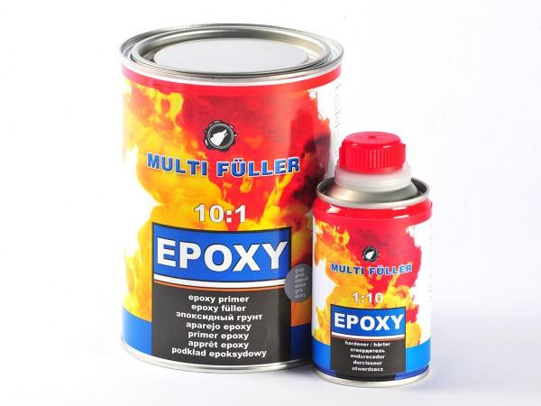 Грунт эпоксидный EPOXY 10:1 Multi Fuller - 1кг