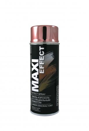 Краска Maxi Color Эффект хром куппер 400ml