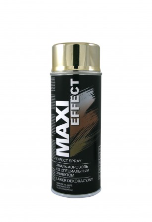 Краска Maxi Color Эффект золота 400ml