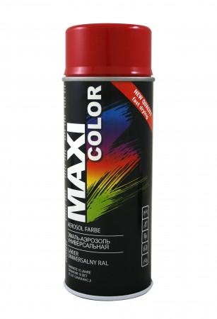 Краска Maxi Color Карминно-красный 400ml