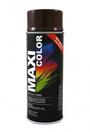 Краска Maxi Color Коричневый 400ml