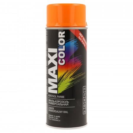 Краска Maxi Color Пастельно-Оранжевый 400ml