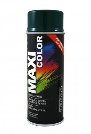 Краска Maxi Color Пихтовый зеленый 400ml