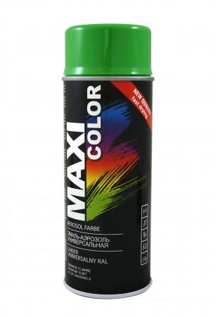 Краска Maxi Color Салатовый 400ml