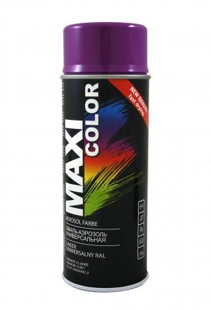 Краска Maxi Color Сигнально-фиалетовый 400ml