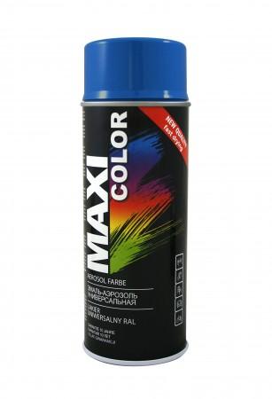 Краска Maxi Color Синий 400ml