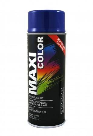 Краска Maxi Color Темно синий 400ml