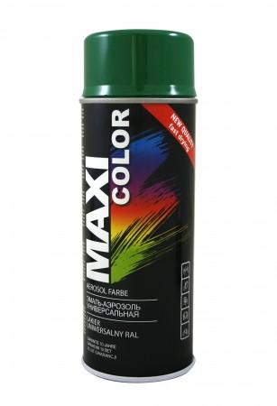 Краска Maxi Color Зелёный 400ml
