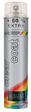 Краска Motip Бесцветный 600ml Clear Coat