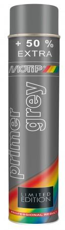 Краска Motip Грунт серый 600ml Primer Grey