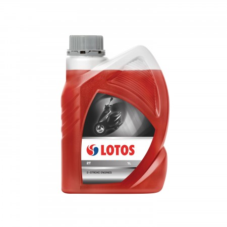 Масло LOTOS 2T Red 1L