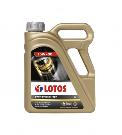 Масло LOTOS 5W30 Synthetic 504/507 5L