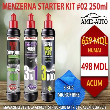 Menzerna KIT #2