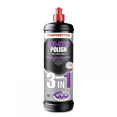 Полироль One step polish 3in1 1L