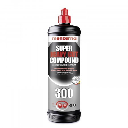 Полироль Super Heavy Cut 300 1L
