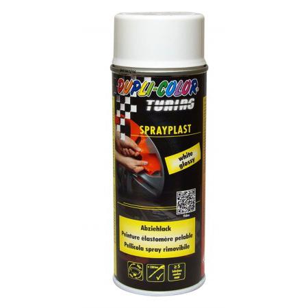 Резиновая краска SprayPlast Белый 400ml