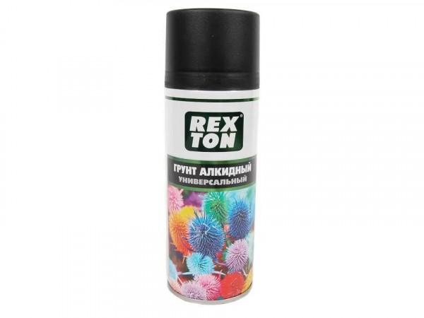 RT-140.00 Краска Rexton Черный MX0004 520ml