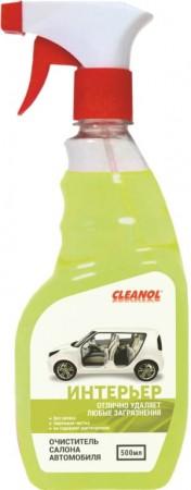 """Средство для чистки Cleanol """"Интерьер"""" - 500мл"""