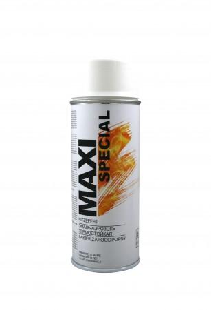 Термост. эмаль Maxi Color белая 400ml