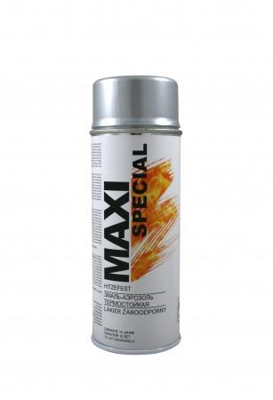 Термост. эмаль Maxi Color серебро 400ml