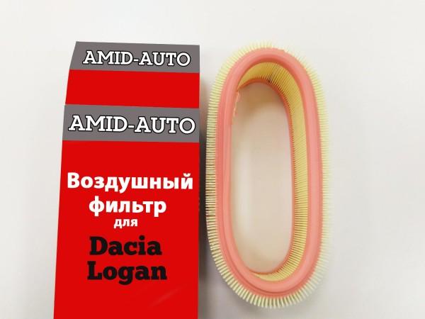Воздушный фильтр для Dacia Logan