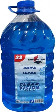 Жидкость в бачок омывателя Зима 5л -20